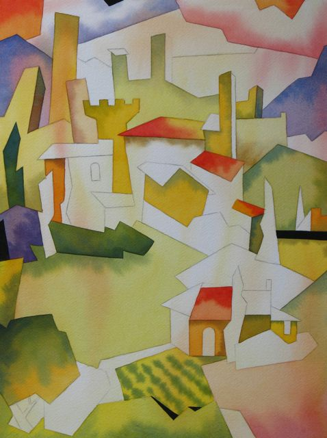 interpretation of the cubist style The emergence of a classicising style in picasso's work around  in an imitative  cubist style is largely confusing and never fully explained in the.