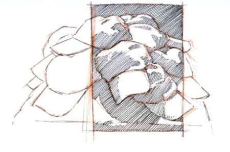Thumbnail sketch by Barry Coombs - SpringTuesWk3