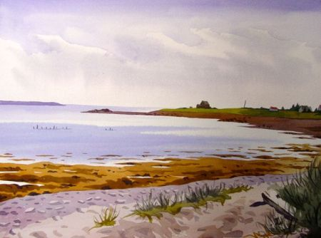 BANCROFT POINT by Barry Coombs