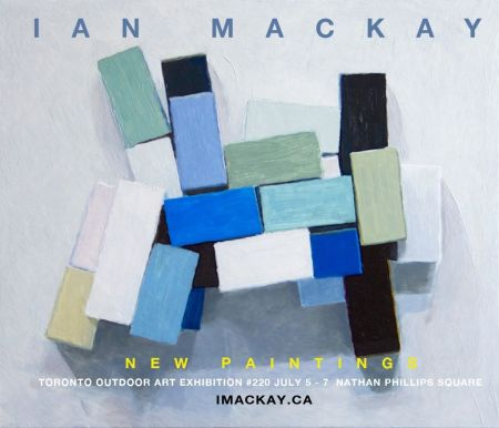 Ian Mackay at TOAE