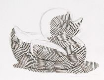 Duck (parquet approach) by Barry Coombs - WGA2013