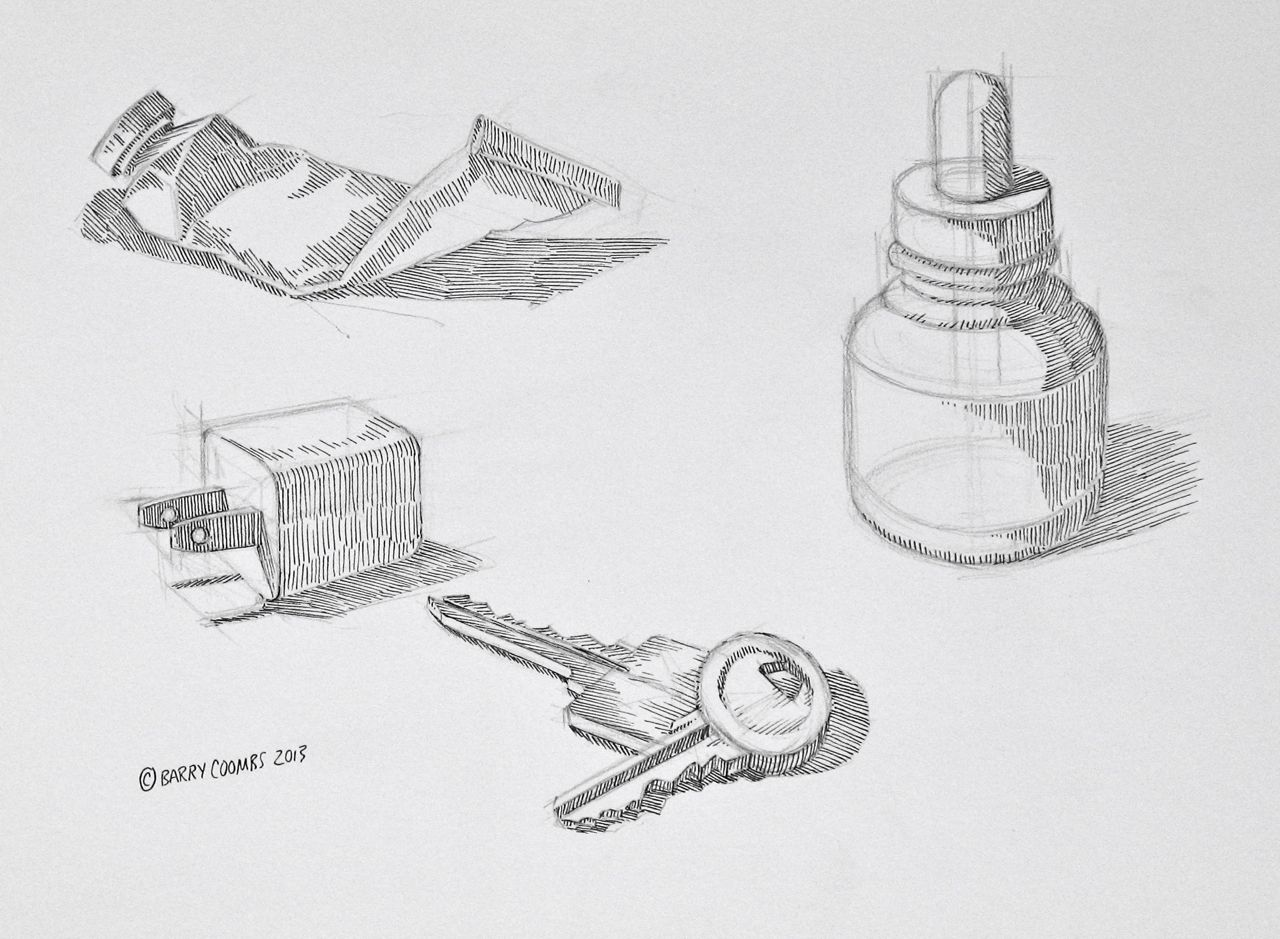 Scribble Drawing Objects : Drawing i lshsmrshays