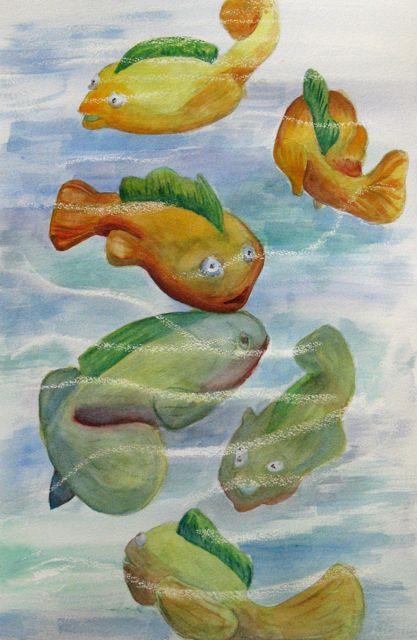 FISH By Elizabeth Jay