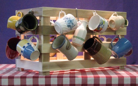 Cups and Mugs - still life by Barry Coombs