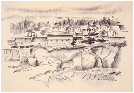 Village, Grand Manan-JH