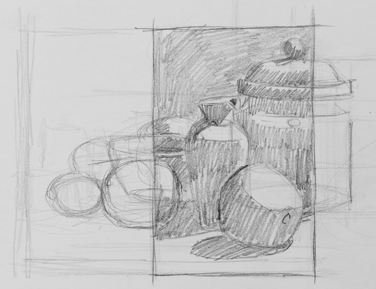 What Is A Thumbnail Sketch In Art